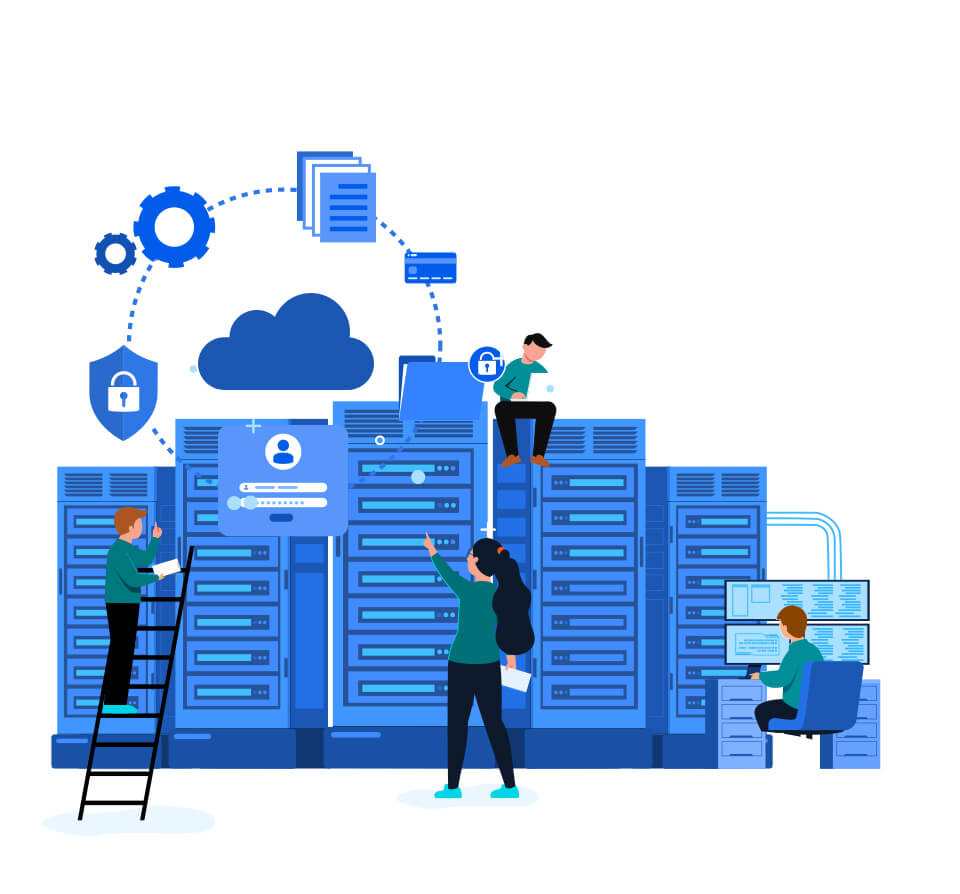 Cloud Infrastructure Services Company